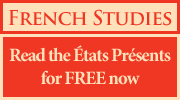 Read the États Présents for free
