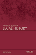 American Journal of Legal History